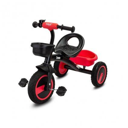Detská trojkolka Toyz Embo red