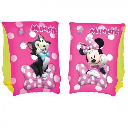BESTWAY Rukávniky nafukovacie Disney Minnie, 25 x 15 cm