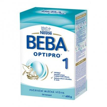 BEBA OPTIPRO 1, Mlieko počiatočné 600 g