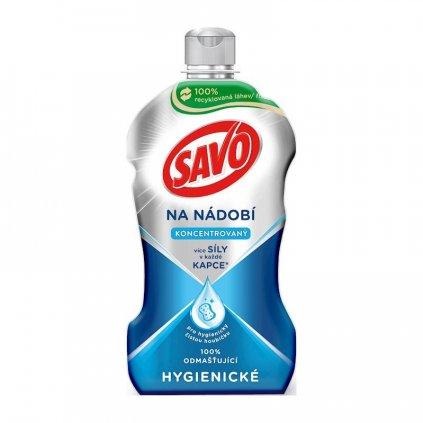 SAVO Hygienický prípravok na riad 450 ml