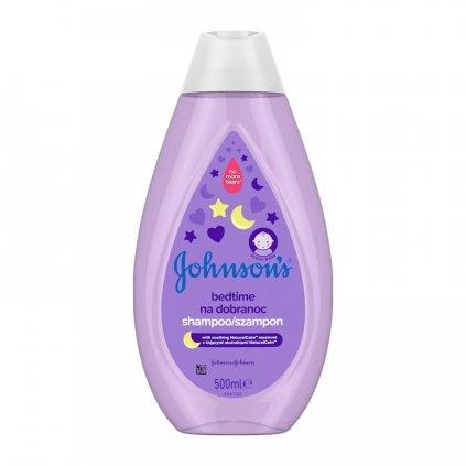 JOHNSON'S Bedtime šampón pre dobrý spánok 500 ml