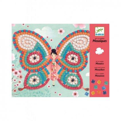 DJECO Mozaika Motýle
