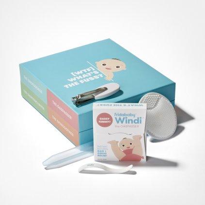 FRIDABABY Nenahraditeľná súprava pre bábätká
