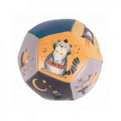 MOULIN ROTY Mäkkučký loptu kocúr Alphonse