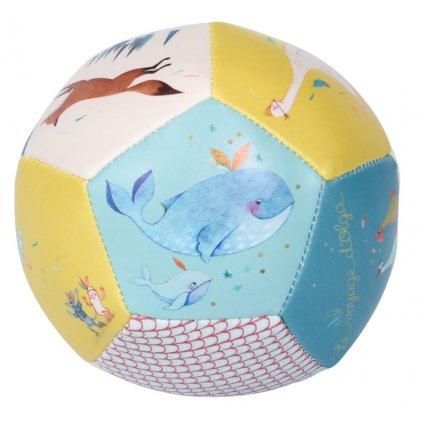 MOULIN ROTY Látkova lopta so zvieratkami