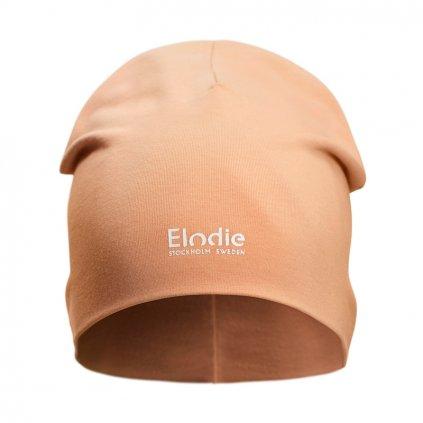 ELODIE DETAILS Čiapka Logo Amber Apricot