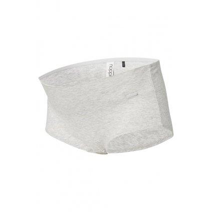 NOPPIES Nohavičky Cotton  Melange Grey