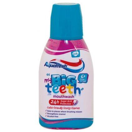 AQUAFRESH My Big Teeth Voda ústna 300 ml