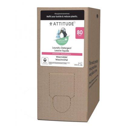 ATTITUDE Prací gél pre deti bez vône - náhradné kanister 2 l