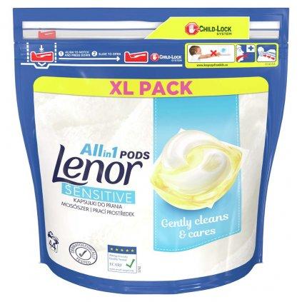 LENOR Sensitive kapsuly na pranie 44 pd