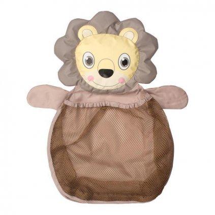 BO JUNGLE Sieť na hračky do vane Lion