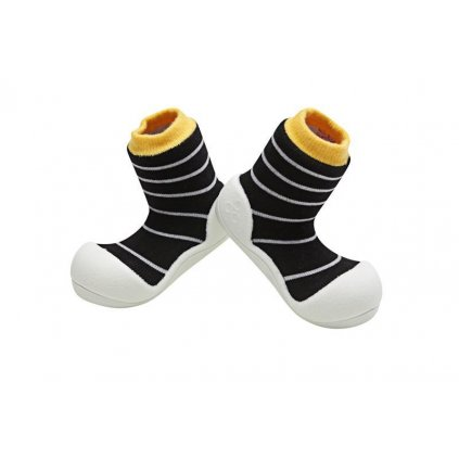 ATTIPAS Detské topánočky Urban Yellow M