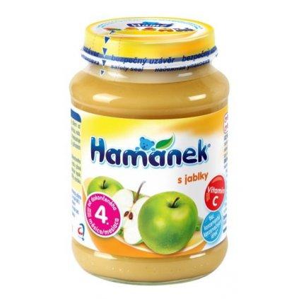 HAMÁNEK Jablko 190 g