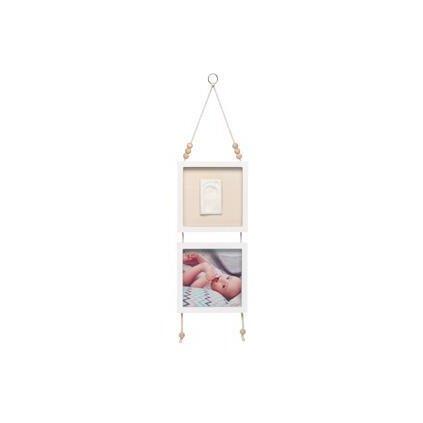 BABY ART Rámček na odtlačky a fotografiu Hanging Frame