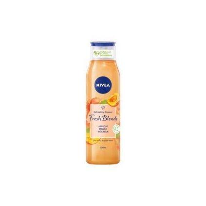 NIVEA Fresh Blends Apricot Sprchovací gél 300 ml