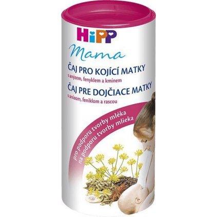 HiPP MAMA Instantný nápoj pre dojčiace matky 200 g