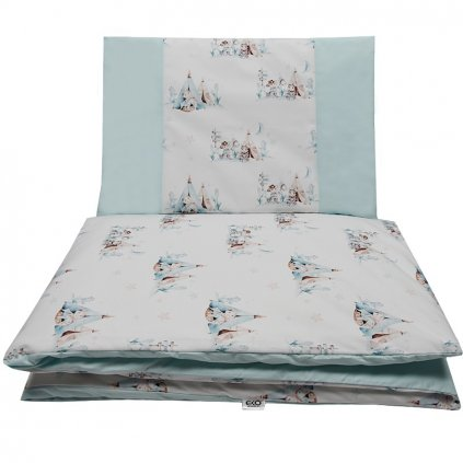 EKO Bielizeň posteľná 2-dielna Western 90x120cm + 40x60cm