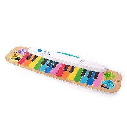 BABY EINSTEIN Hračka drevená hudobná keyboard Magic Touch HAPE 12m+