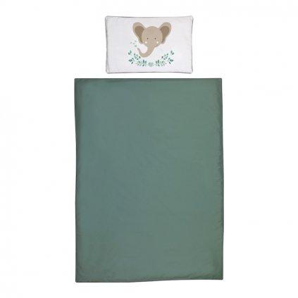 KLUPS Bielizeň posteľná 2-dielna Savanna 135x100 60x40 cm