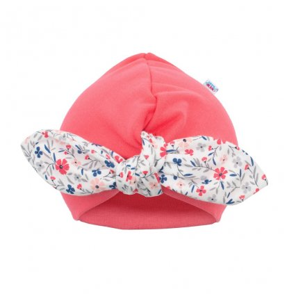 Dievčenská čiapočka turban New Baby For Girls