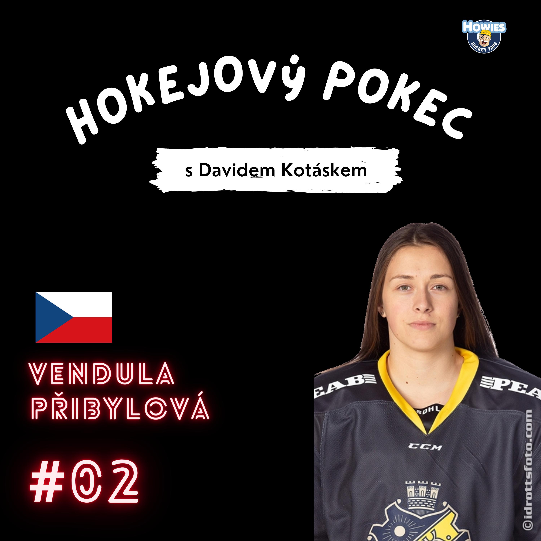 #02 Vendula Přibylová | Česká reprezentantka