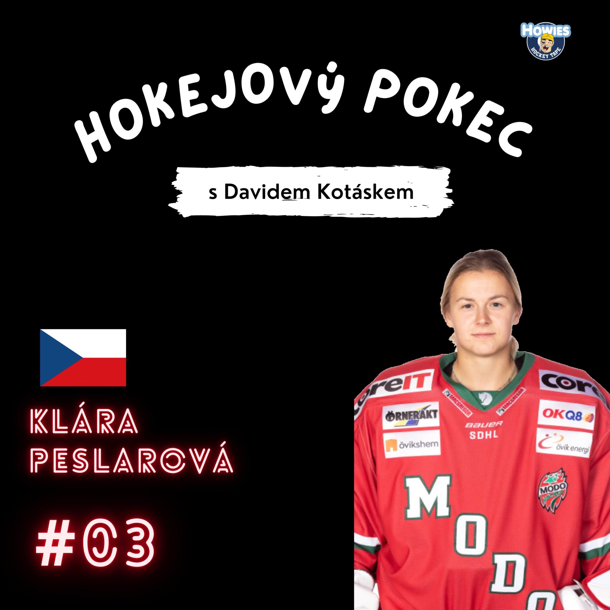 Klára Peslarová | Česká reprezentantka