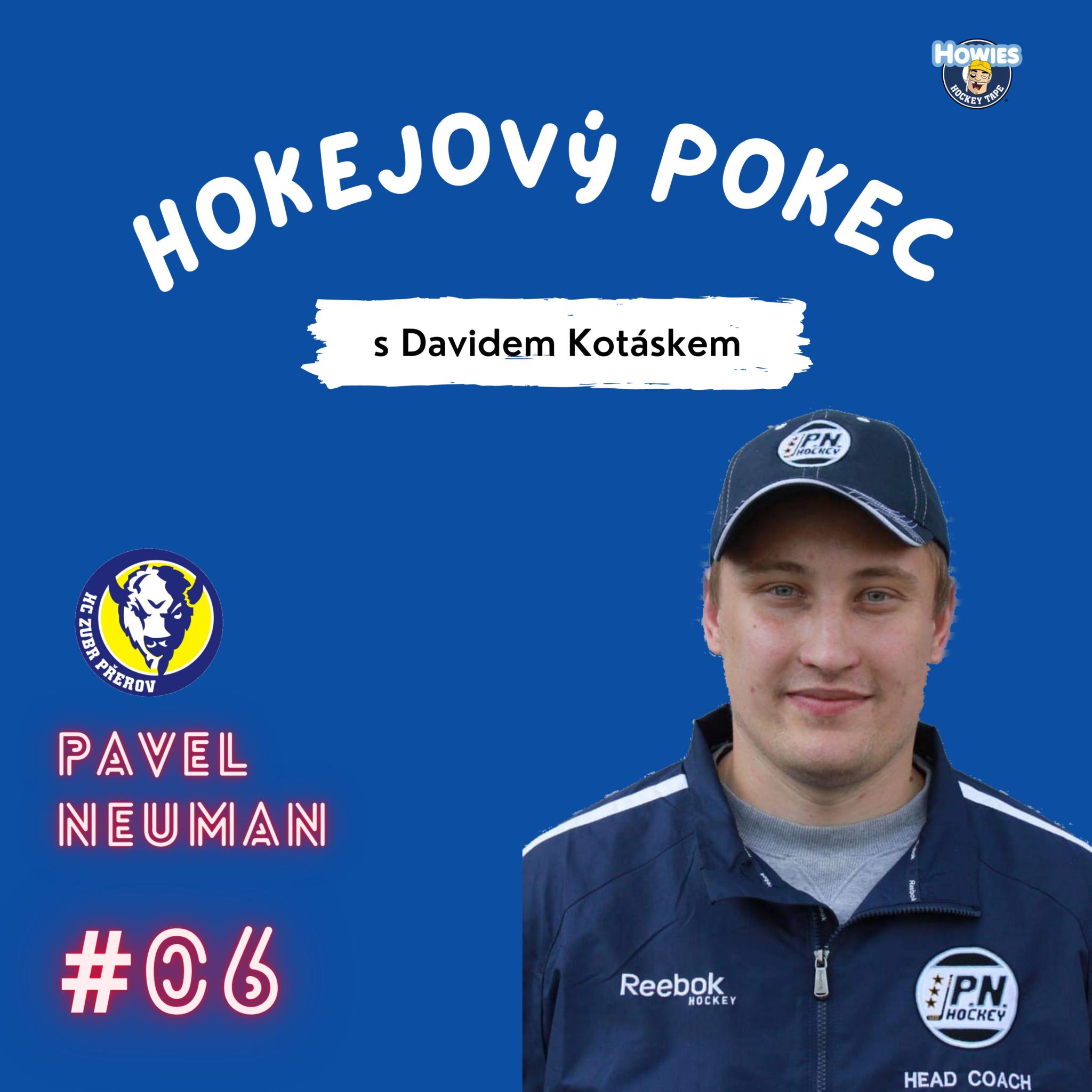 Pavel Neuman | HC Zubr Přerov