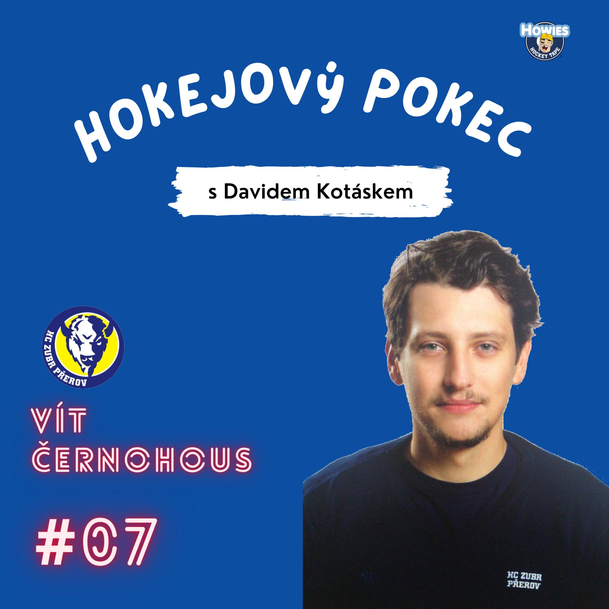 Vít Černohous | HC Zubr Přerov