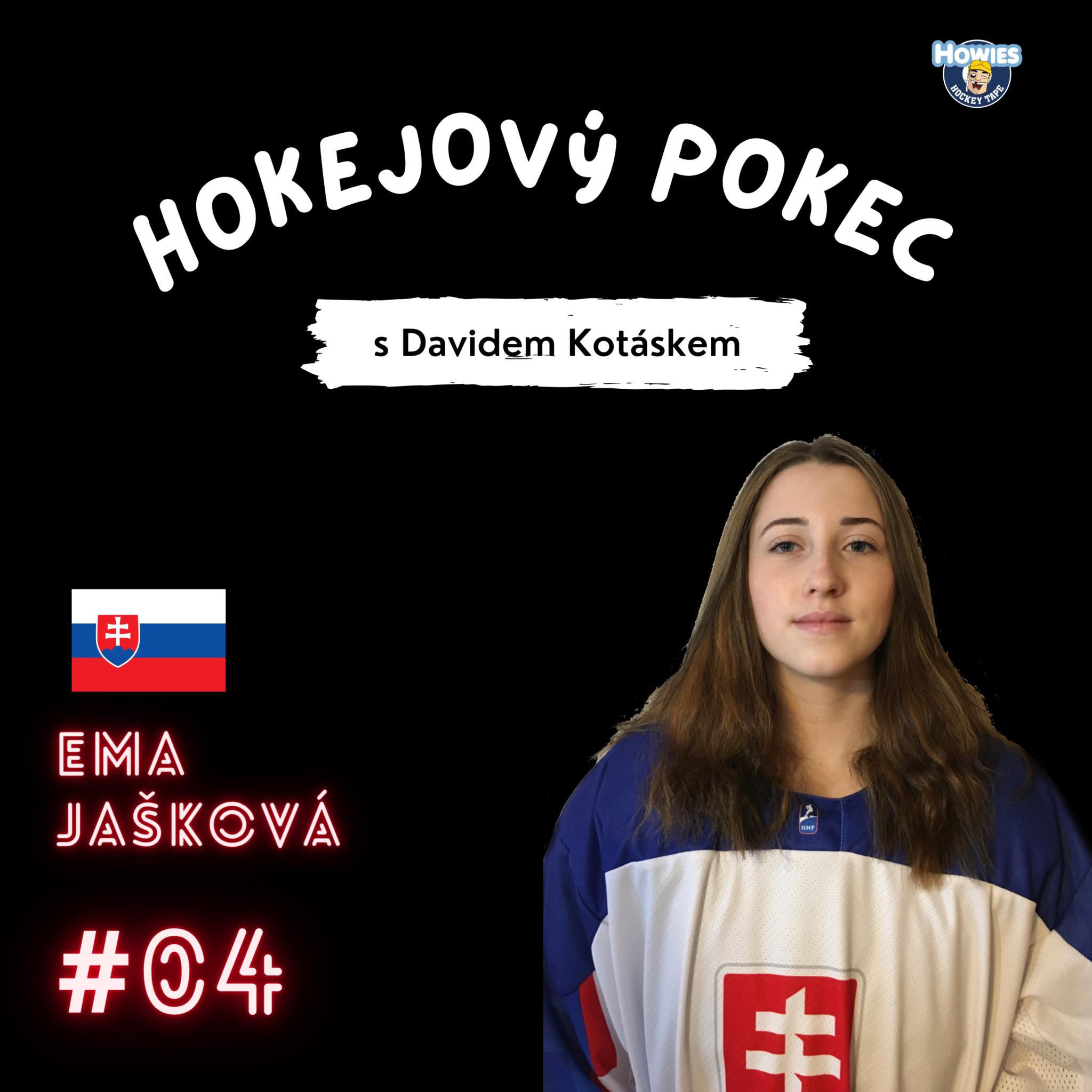 Ema Jašková | Slovenská reprezentantka