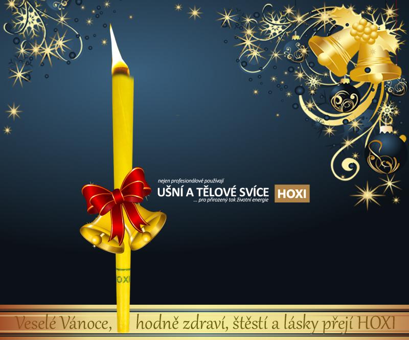 Veselé Vánoce přejí Hoxi