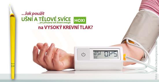 Krevní tlak vysoký