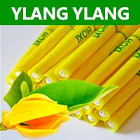 Ušní a tělové svíce HOXI s Ylang Ylang