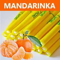 Ušní a tělové svíce HOXI s Mandarinkou