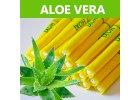 Ušní a tělové svíce HOXI s Aloe Vera