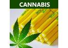 Ušní a tělové svíce HOXI s Cannabisem