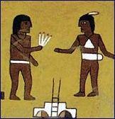 Ušní a tělové svíce v historii