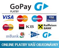 Online platba objednávky - HOXI ušní a tělové svíce