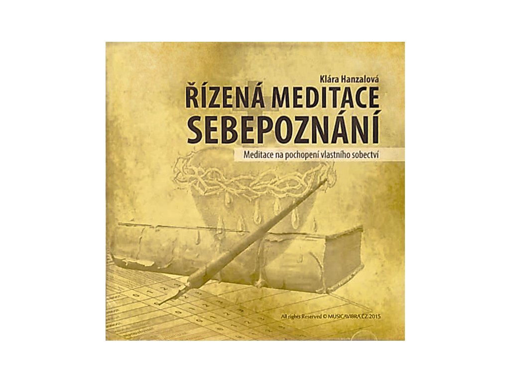 Sebepoznani rizena meditace CD 02