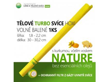Tělová Turbo svíce HOXI 1ks 01