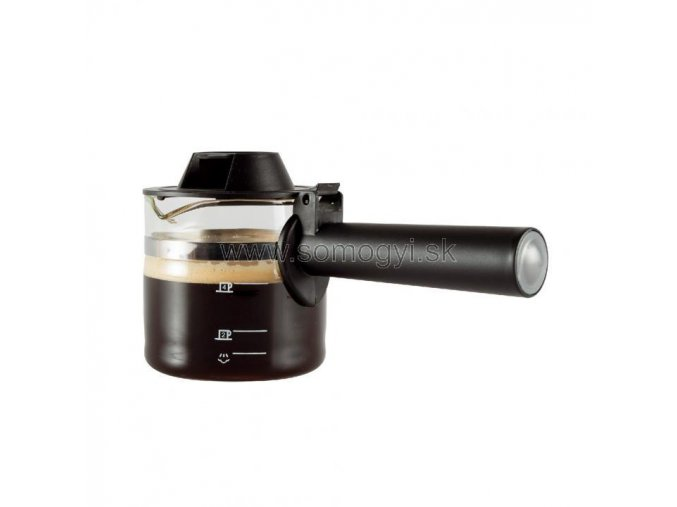 Skleněná konvice pro kávovar, 240 ml