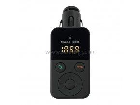 FM modulátor a Bluetooth
