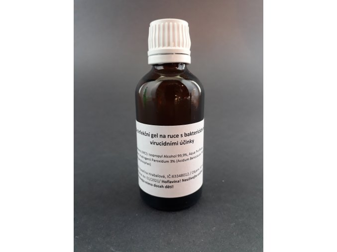 Dezinfekční gel na ruce 50 ml