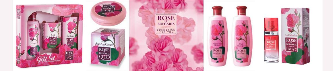 Poctivá kosmetika s růžovým olejem