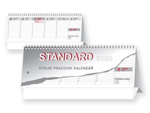 Kalendáře, diáře