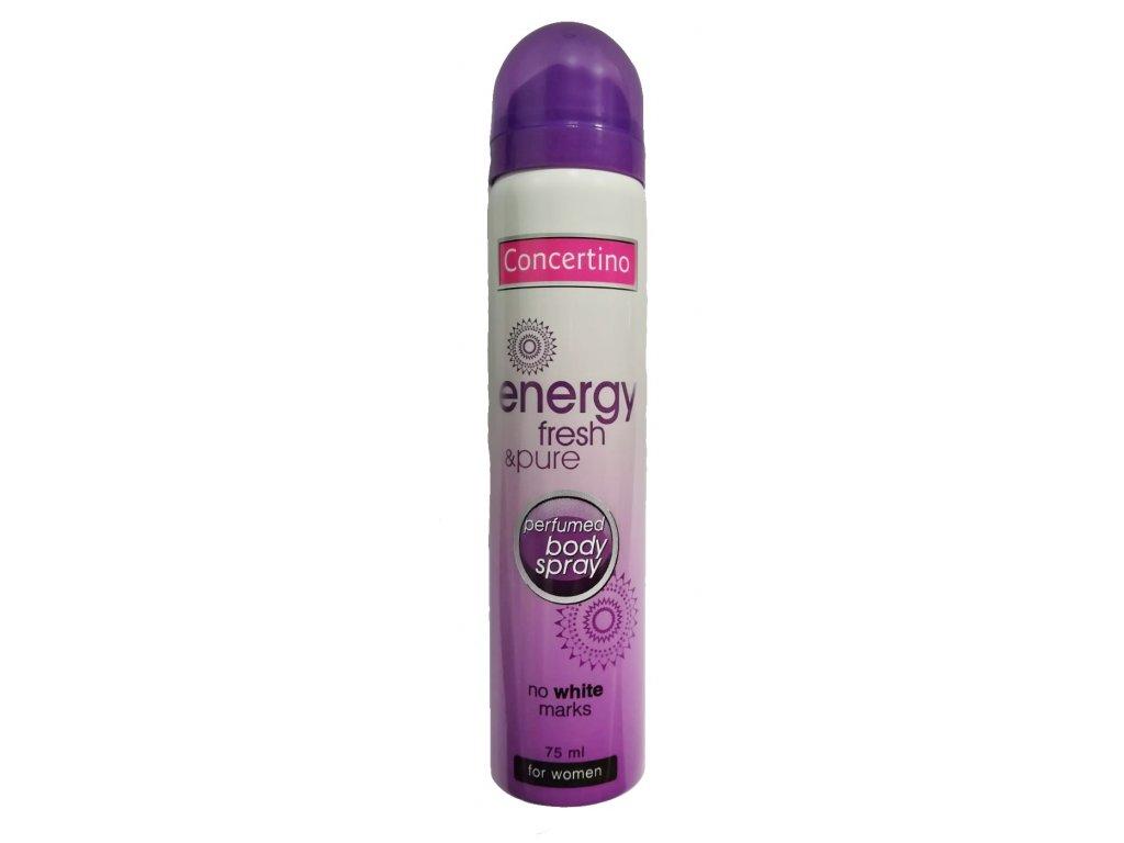 Concertino dámské Energy Fresh 75ml