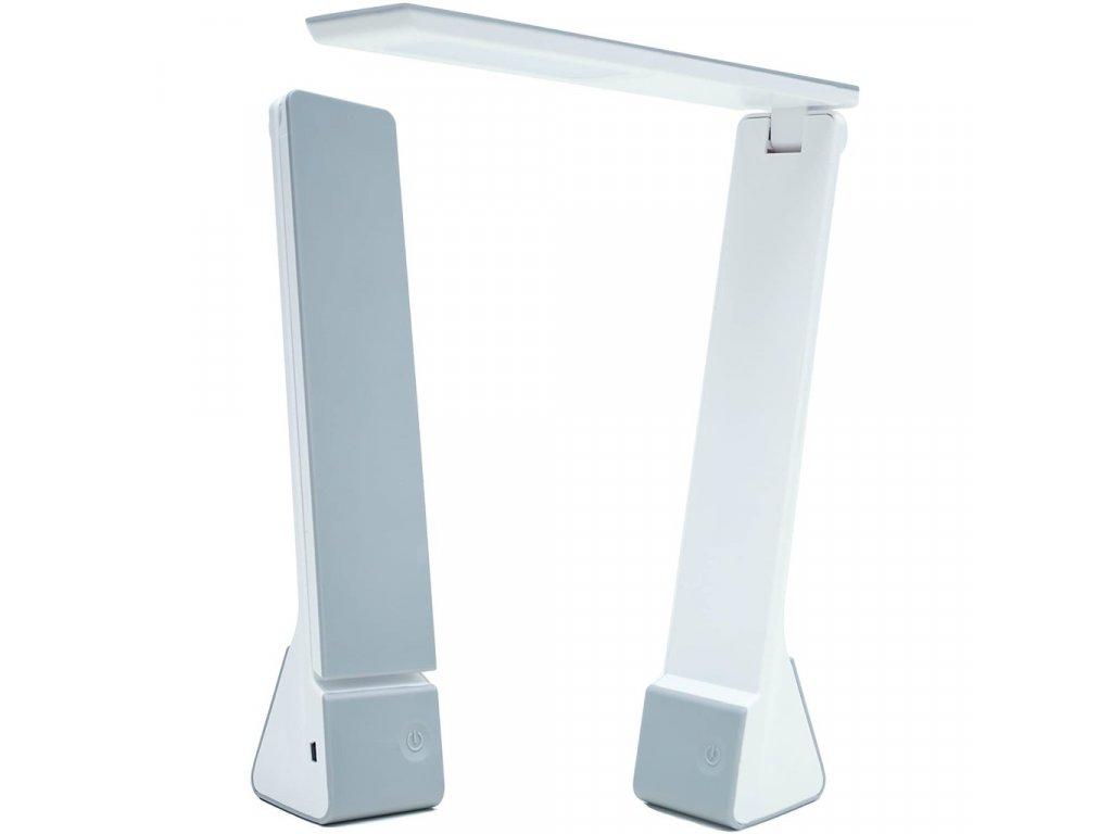 Lampa LED stolní skládací YZ U12B