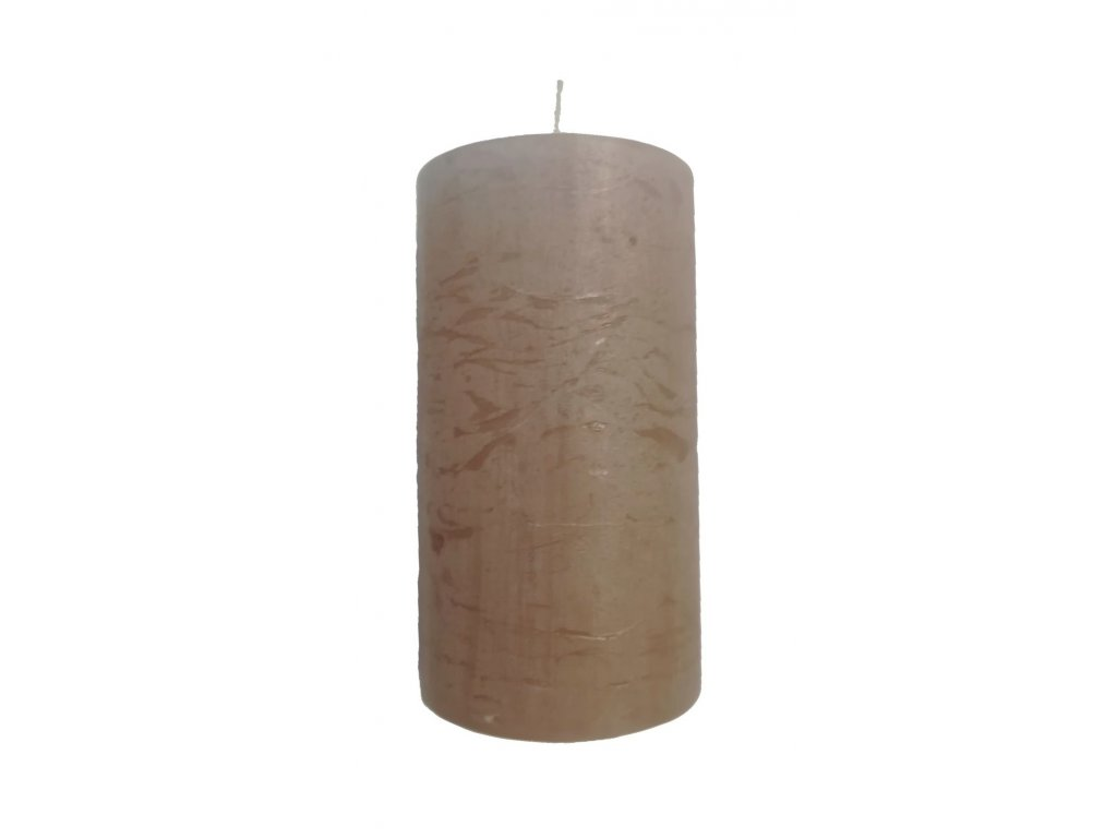 Svíčka rustikální 157g 9x5cm 29
