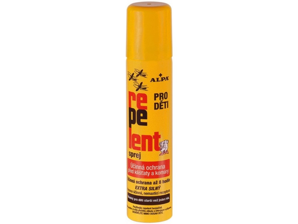 Alpa repelent spray pro děti 100 ml