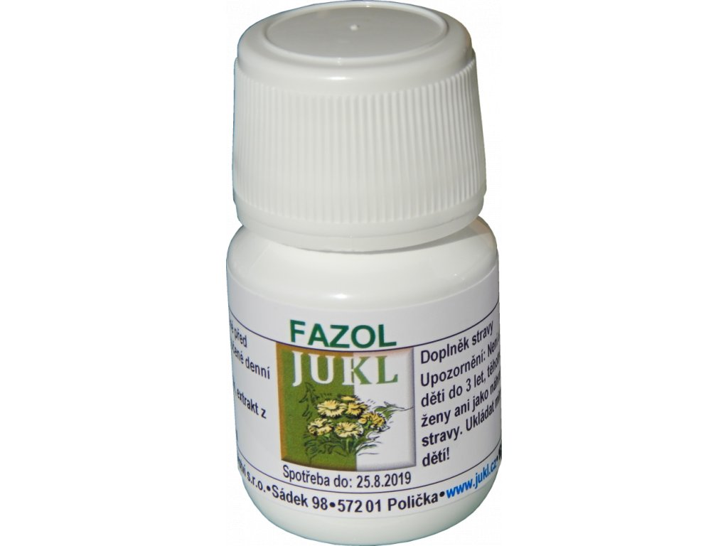 Fazol bylinný extrakt JUKL 30ml