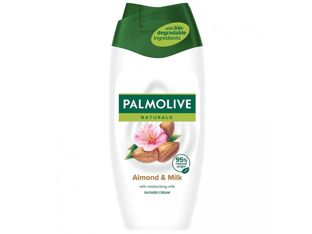 Naturals sprchový gel Almond & Milk, 250 ml